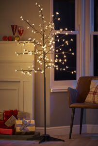 Alternatives to traditional trees wilkolife tree ideas as well as top tips on how you can use lights decorations and ornaments around your home to create some seasonal sparkle this christmas aloadofball Image collections