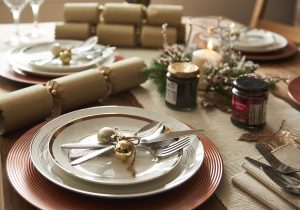 Christmas Table checklist