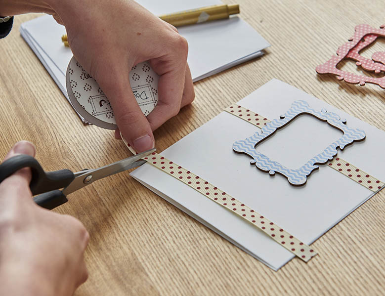 How to make your own Christmas cards Wilkolife