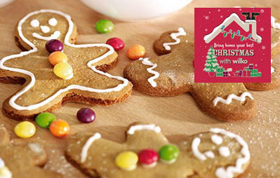Christmas wilkolife part 4 bake your own gifts this christmas solutioingenieria Gallery