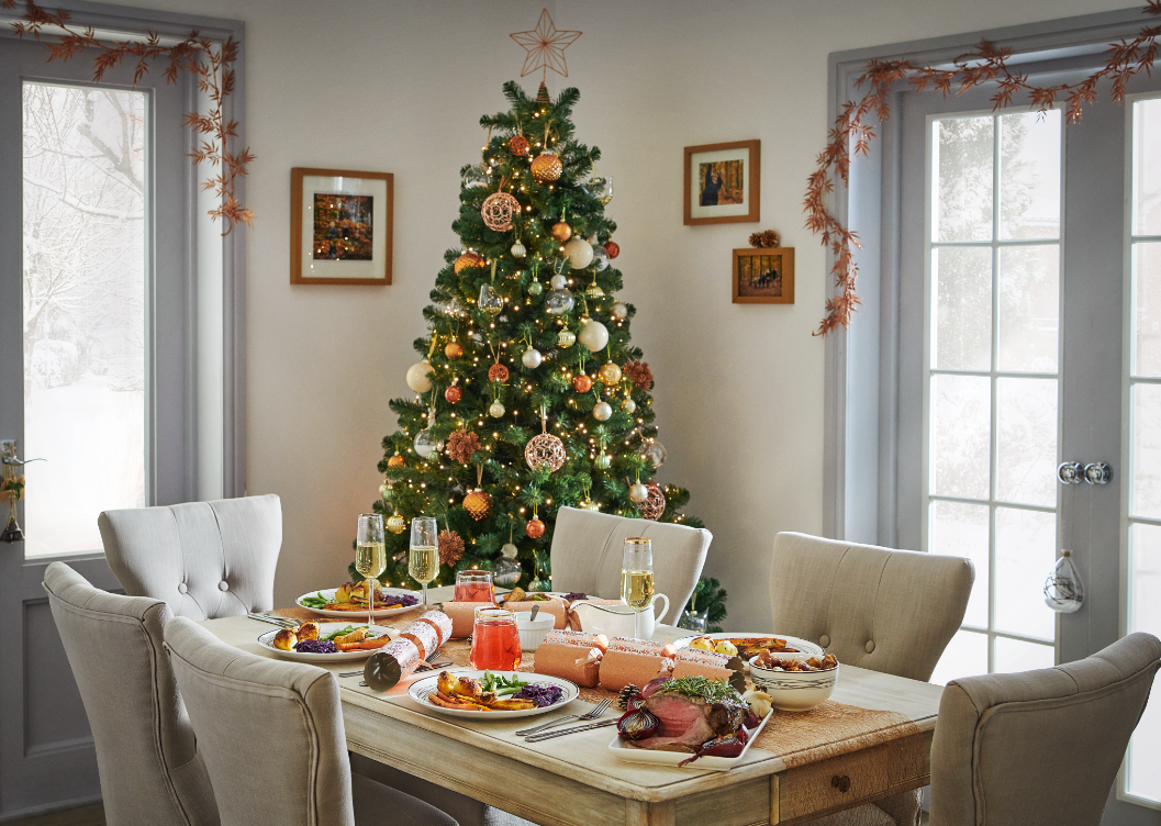 Christmas Table Decoration Ideas Wilkolife