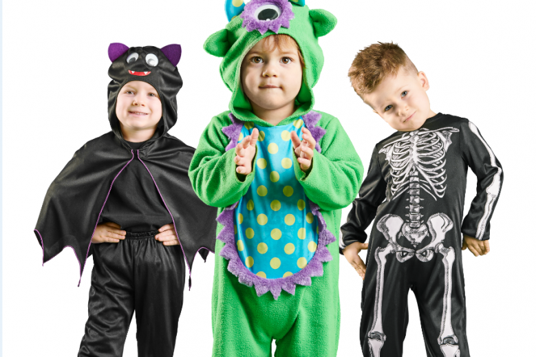 Wilko Kids Halloween Costumes